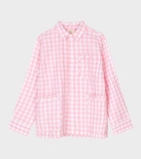 Jytte Shirt Pink/White
