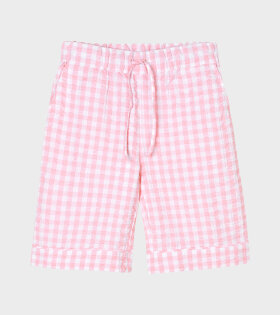 Jenda Shorts Pink/White