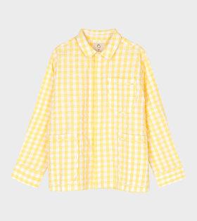Jytte Shirt Yellow/White