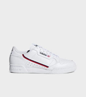 Adidas  - Continental 80 White