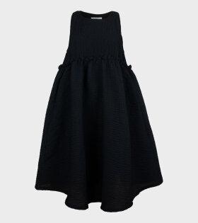 Fling Dress Black Frills