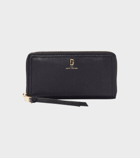 Marc Jacobs - Standard Continental Wallet Black