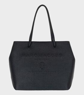 Logo Shopper Black