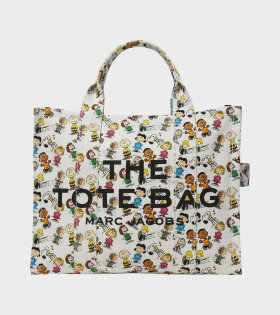Marc Jacobs - The Tote Bag Peanuts White