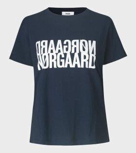 Trenda P T-shirt Navy/White