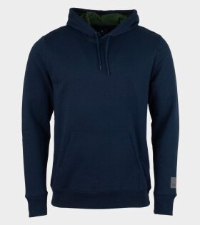 Regular Fit Hoodie Navy