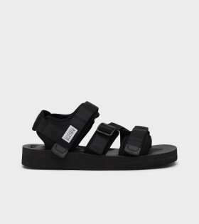 Kisee-V Sandals Black