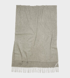 Canada New Scarf Light Grey Melange