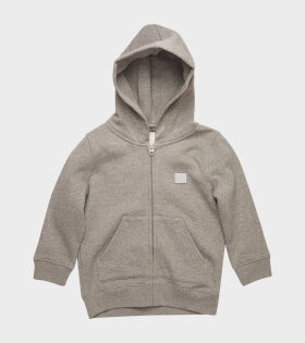 Mini Hooded Sweatshirt Grey
