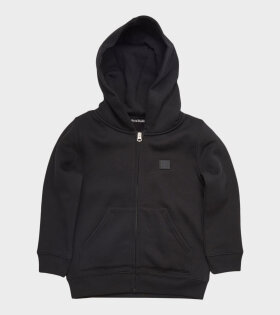 Mini Hooded Sweatshirt Black
