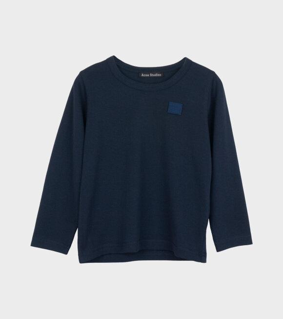 Acne Studios - Mini Nash LS T-shirt Navy