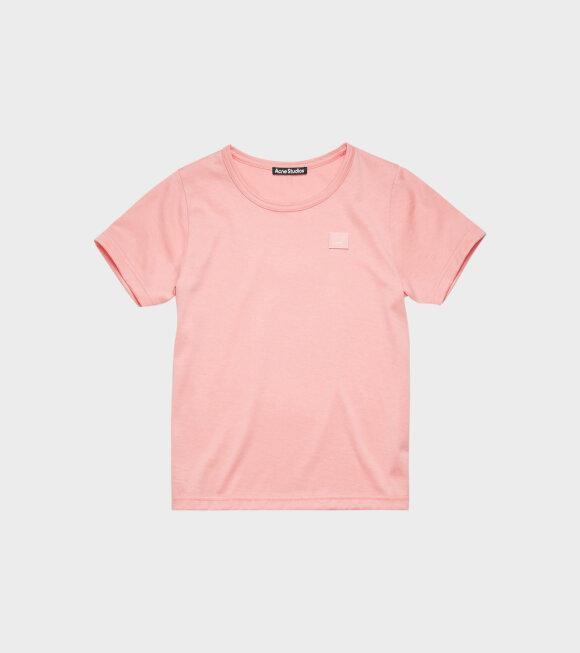 Acne Studios - Mini Nash SS T-shirt Pink