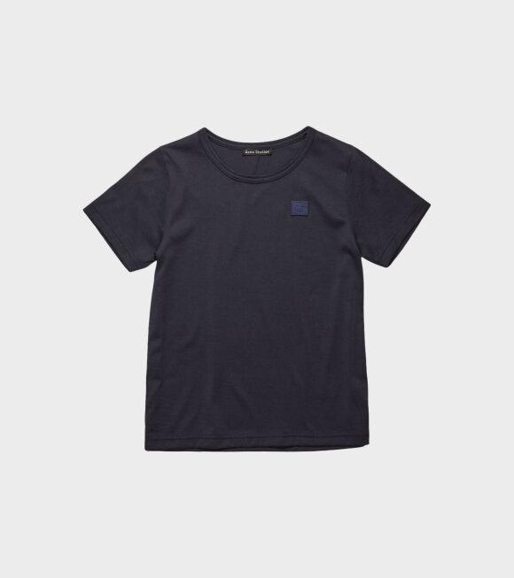 Acne Studios - Mini Nash SS T-shirt Navy