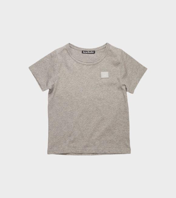 Acne Studios - Mini Nash SS T-shirt Grey