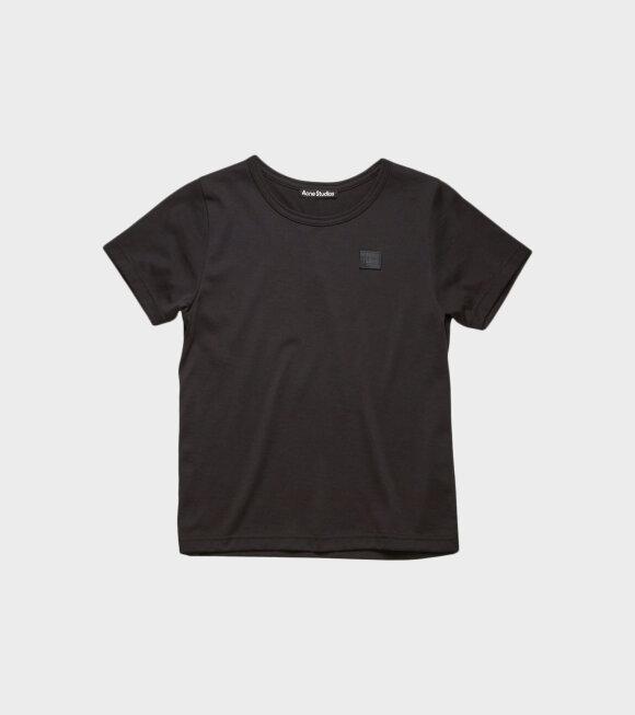 Acne Studios - Mini Nash SS T-shirt Black