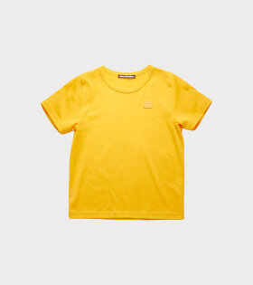 Mini Nash SS T-shirt Yellow