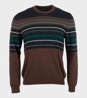 Paul Smith - Longsleeve Overshirt Multicolor