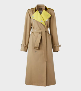Burberry - wharfbridge Honey Jacket Beige