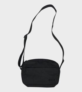 Recycled Tech Fabric Bag Black