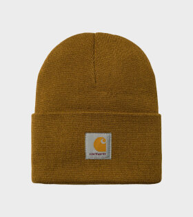 Carhartt WIP - Acrylic Watch Beanie Brown