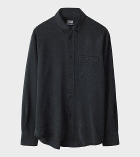 Filippa K - Zachary Tencel Shirt Black