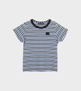 Mini Nash Striped SS T-shirt Blue