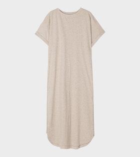 Aiayu - Tee dress Nature Beige