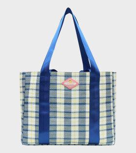 Silfen - Alma Tote Bag Blue