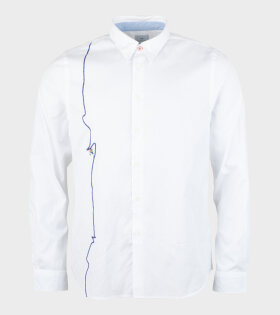 Paul Smith - L/S Tailored Fit Shirt White