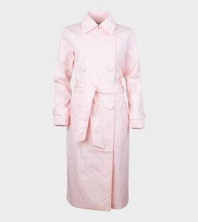 Carole Coat Baby Pink