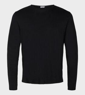 Filippa K - L/S Roll Neck Black