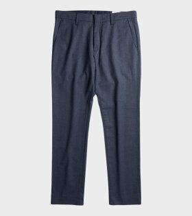 NN07 - Theo Pants Blue