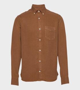 Levon Shirt Brown