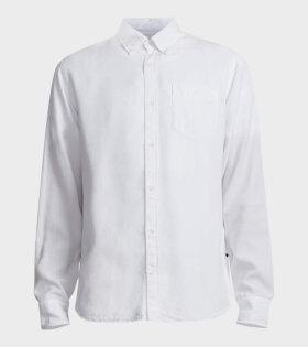 Levon Shirt White
