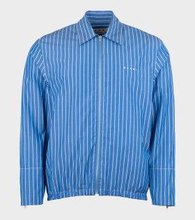 Marni - L/S Striped Shirt Blue