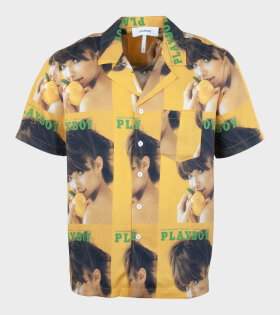 Orson Playboy Shirt Yellow