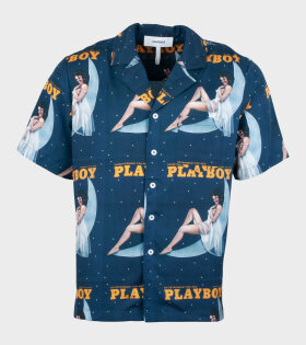 Orson Playboy Shirt Blue