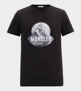 S/S Maglia T-shirt Black
