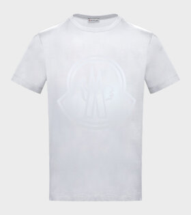 S/S Maglia Logo T-shirt White