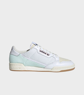 Adidas  - Continental 80 White/Mint