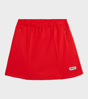 Adidas X Lotta Volkova - Tennis Skirt Red