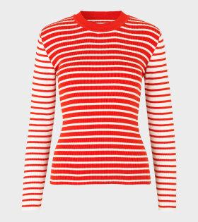 Kana Sailor Organic knit Red