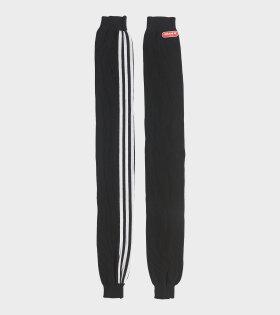 Adidas X Lotta Volkova - Leg Warmers Black