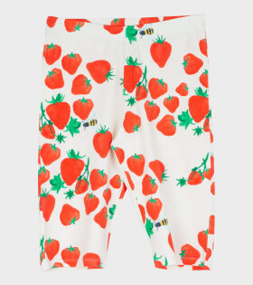 Leggings Berryfield Red