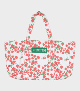 Totebag Berryfield Red