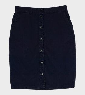 Spanna Skirt Navy