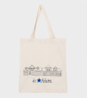 Tote Bag Blue Star