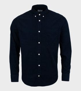 Levon Shirt Navy