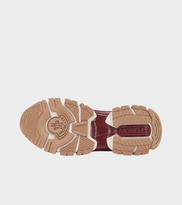 Moncler - Leave No Trace Sneakers Brown