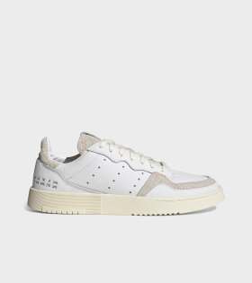 Adidas  - Supercourt White